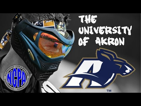 College Paintball - University of Akron Documentary