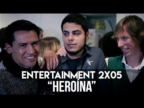 ENTERTAINMENT 2X05 - HeroГna