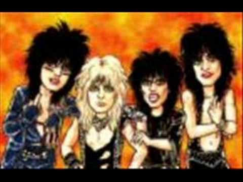Motley Crue - Black Widow