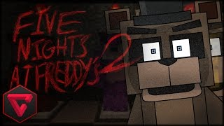 MINECRAFT: FIVE NIGHTS AT FREDDY'S 2 MAP (No Mods) - [HD 60 FPS]