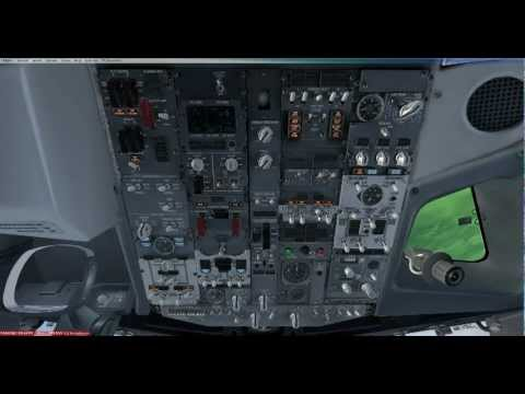 FSX - PMDG 737 Cold And Dark Start-Up Tutorial Part 1 of 2