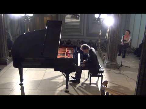 """Дебюсси Клод - Complete Piano Works Preludes I тетрадь 8. """"Девушка с волосами цвета льна"""""""