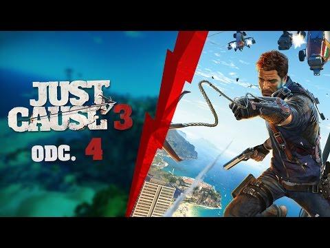 Just Cause 3 [#4] - Wykrywacz wpierdolu