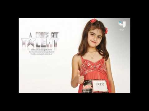 Hala Al Turk-Baby   Arabs Got Talent حلا الترك