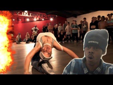 Tsar B - Escalate ft Jade Chynoweth - Choreography by Alexander Chung @TimMilgram REACTION!!