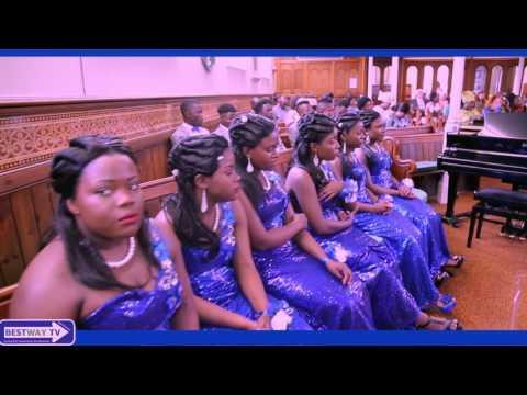 CONGOLESE WEDDING 2016 (DAVID ESUBE & ALPHONSINE)