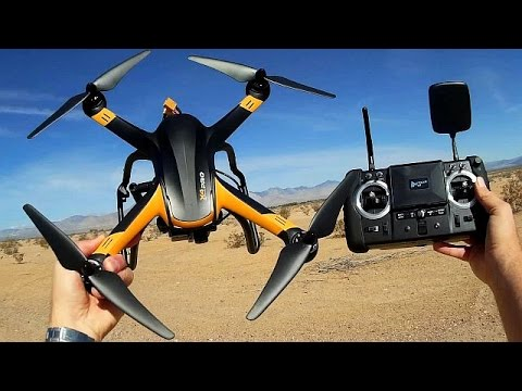 Hubsan X4 Pro H109S Long Range FPV Flight Test Review