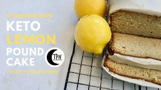 Keto Lemon Pound Cake | Low-Carb Starbucks Dupe Recipe