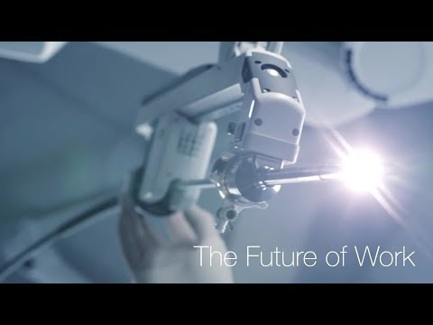 The Future of Work: Will Our Children Be Prepared?