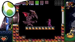 Super Metroid/LTTP Randomizer [9]: Watching Television