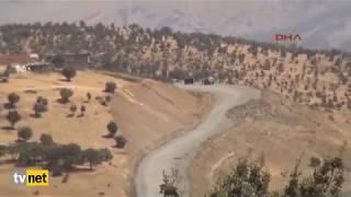 'Atak' helikopterler terörist avında