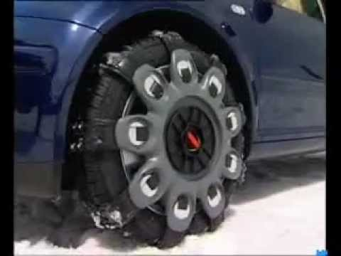 Spikes Spider Compact - Snow Chains Ireland - Spikes Spider Ireland