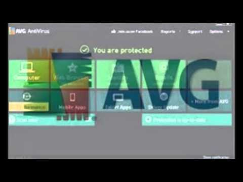 AVG Antivirus Pro 2014 Free 1 year license + Key
