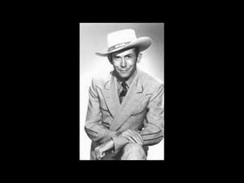 Hank Williams Sr. - Dust on the Bible
