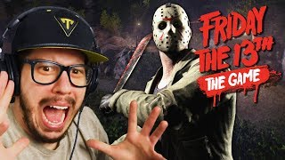 Friday the 13th Game on Friday the 13th!