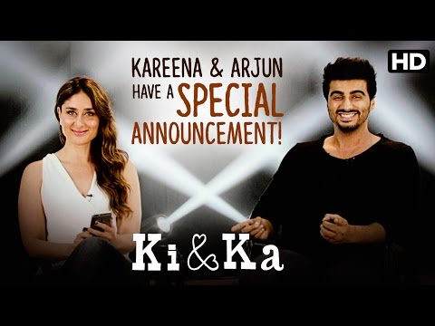 Kareena Kapoor & Arjun Kapoor Have A Special Announcement!