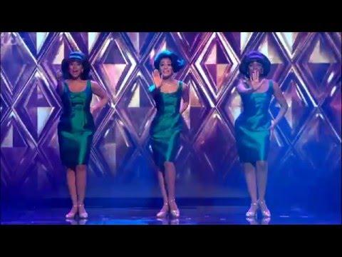 Motown the Musical - Performance on Tonight at the Palladium