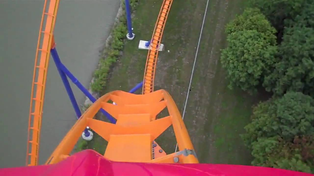 Behemoth Canada S Wonderland Hd Pov Front Seat Youtube