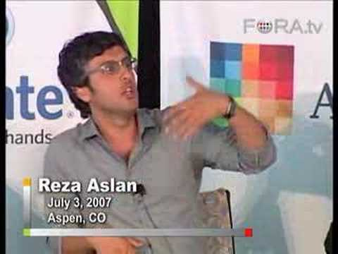 Reza Aslan - How Al Qaeda Spins America's Image Abroad