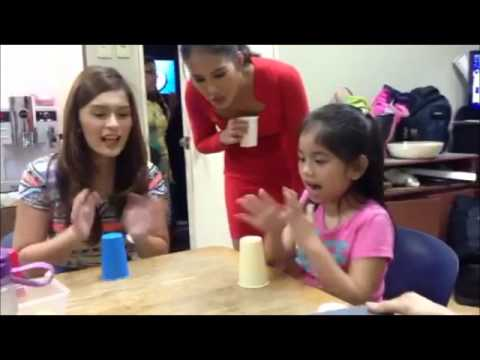 CUP SONG - YOHAN AND PAULEEN