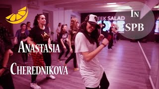 Anastasia Cherednikova || Master Class in SPB || Orange Production