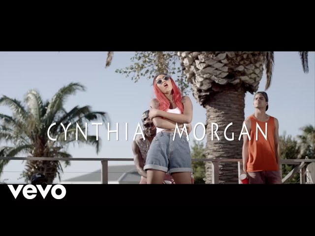 Cynthia Morgan - German Juice [Official Video]