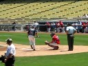 Yuba City High School C Max Stassi 2008 AFLAC game