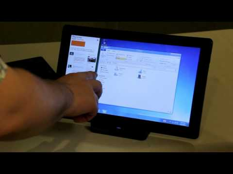 Windows 8 Tablet Developer Preview
