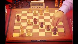 They are saying jobava is beating magnus carlsen but what happened next is Magic