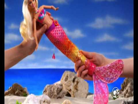 Barbie - Zeemeermin avontuur - YouTube