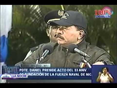 DANIEL ORTEGA GENERA NUEVA DISPUTA TERRITORIAL CON COSTA RICA I