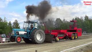 3500 kg Forsby At Dragway 2018