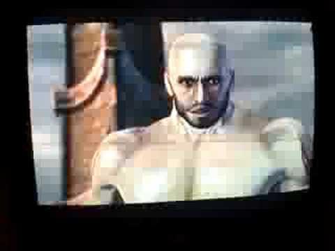 kratos finale soul calibour iv