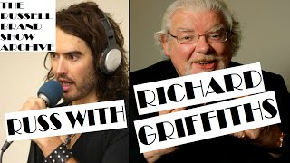 Richard Griffiths Interview | The Russell Brand Show