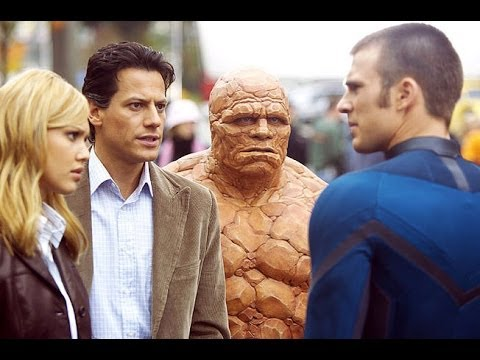 THE MOVIE ADDICT REVIEWS Fantastic Four (2005)