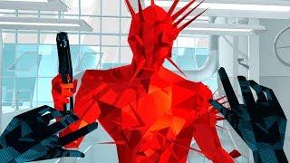 ENTER THE SIMULATION - Superhot (VR)