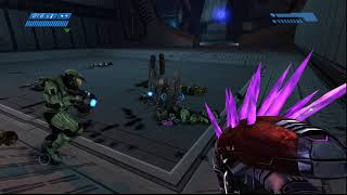Halo Combat Evolved - Sentinels Eats Spartans