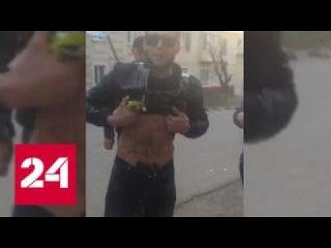 Племянник смотрящего за Приморьем извинился за свое поведение - Россия 24