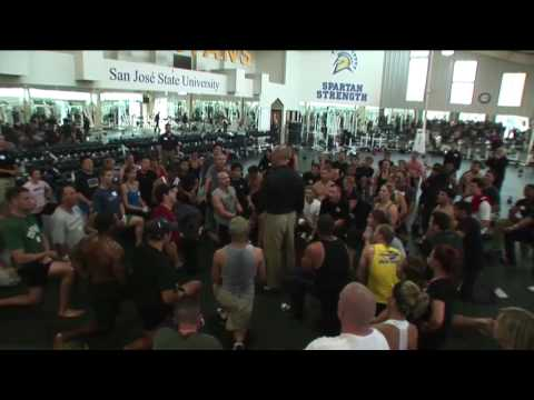 RKC Kettlebell Instructor Cert Workshop San Jose 2009 Video