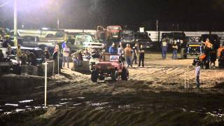 Fools Money Bubbas Mud Ranch Run 1 12/8/2012