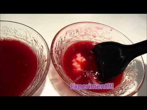 DIY Hair dye using Pomegranate natural juice