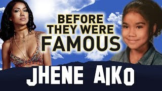 JHENE AIKO | Before They Were Famous | Sativa