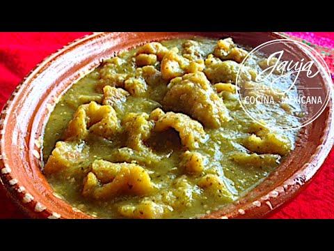 Chicharrón en Salsa Verde - YouTube