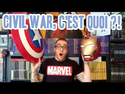 CIVIL WAR, C'EST QUOI ?!