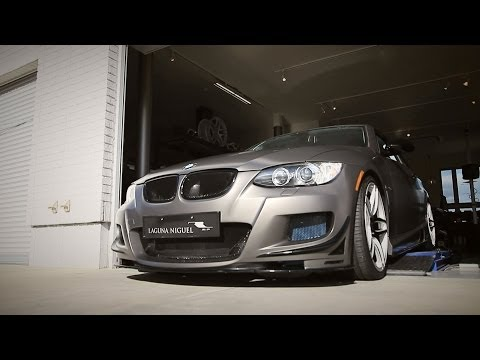 BMW coupe E92/M3 Engine CUSTOM CAR PV(Aero kit)