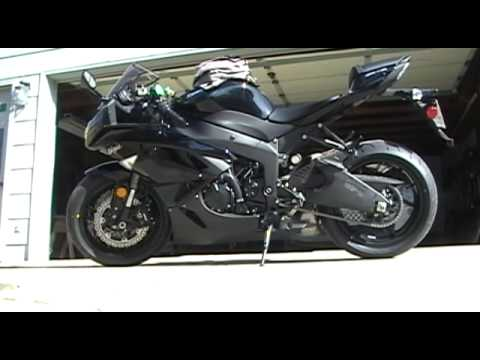 2009 Kawasaki Ninja ZX-6R Video