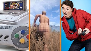 SNES Classic Stock DOUBLES? + Rust Refunds MILLIONS + Palmer Luckey GOES ROGUE - The Know