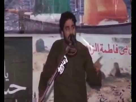 Zakir Waseem Abbas Baloch 16 Rajab 2014 Shahadat Imam Hussain As Chak Rang Shah Jhang video
