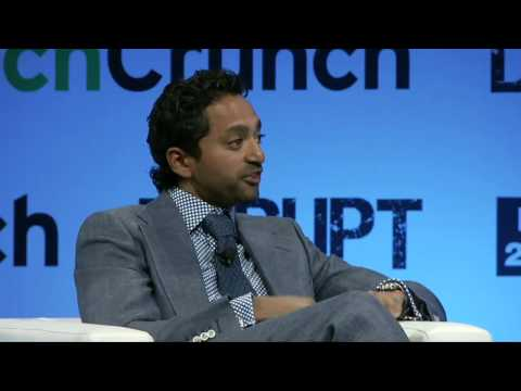 Chamath Palihapitiya Interview (Social+Capital Partnership) | Disrupt NY 2013