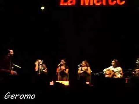 La Tana, Conchi Heredia y Montse Cortés- Tangos -Fiestas de la Mercé 2008